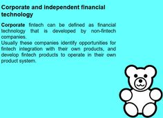 Structure of the Fintech industry. Independent and corporate financial technology solutions. Fintech in Europe, USA, Asia. Continents, Saving Money, Budgeting, Investing, Asia, Europe, Bear, Technology, Club