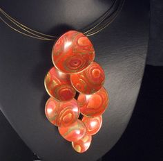 Mokume Gane Pendant | Flickr - Photo Sharing!