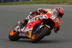 #birmingham Marquez masters wild German GP  Marc Marquez has produced a masterclass ride to win the German MotoGP after running off track in the wet early stages before scything up the pack with a perfectly-timed early switch to slicks. http://www.visordown.com/motorcycle-racing-news-moto-gp/marquez-masters-wild-german-gp
