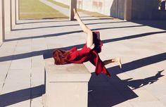 Tanz trifft Fotografie bei dieser schönen Reihe von Gem Fletcher und Marcus Palmqvist.