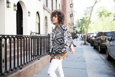 Trop Rouge / Summer Silk //  #Fashion, #FashionBlog, #FashionBlogger, #Ootd, #OutfitOfTheDay, #Style