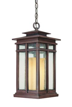Buy the Troy Lighting Cottage Bronze Direct. Shop for the Troy Lighting Cottage Bronze Cottage Grove 1 Light CFL Energy Star Outdoor Lantern Pendant and save. Outdoor Ceiling Lights, Outdoor Hanging Lanterns, Outdoor Lantern, Craftsman Outdoor Lighting, French Country Lighting, Entry Lighting, Cottage Grove, Hanging Light Fixtures, Craftsman Style Homes
