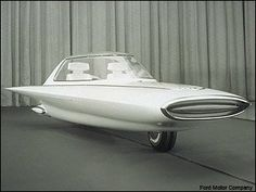 1961 Ford Gyron  more concept cars of the past