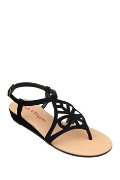 Pink & Pepper Myia Sandal by Sandal and Flat Frenzy on @HauteLook