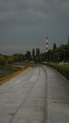 Wloclawek Poland, Sidewalk, Walkways, Ignition Coil, Pavement