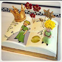 https://flic.kr/p/v4Gkmd | Le Petit Prince cake...  #lepetitprincecake #kucukprenspasta #burcinbirdane
