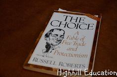 Economics Story Books
