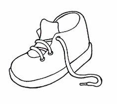 25 mejores imágenes de zapatos | Colouring in, Coloring books y