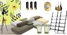 Take a look at the moodboard I created on Designbest: Nature Pop-Art | #Moodboard #Designbest #Magazine
