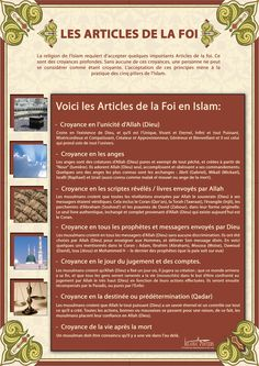 Articles of Faith in Islam - There are being translated in to French and spanish for world Distribution - Aimed and Muslim and non Muslims and Also for . Articles of Faith in Islam Pillars Of Islam, 5 Pillars, Saint Coran, Islamic Posters, Islamic Inspirational Quotes, Islamic Quotes, Islamic Art, Coran Islam, Core Beliefs