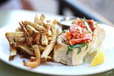 Tempest Lobster Roll Madison Wisconsin | Inspiration Nook #lobsterroll #MadisonWI #summerfoodbucketlist