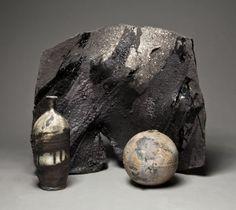 Claude Champy, Jeff Shapiro, Shiro Tsujimura - galerie Capazza