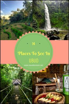 There are so many places to see in Ubud that you easily can roam around for a week here. Ubud gets as close to the real Bali as possible at least for tourists. These things to do in Ubud will help you to make this place one to remember!