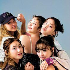 Kpop Girl Groups, Korean Girl Groups, Kpop Girls, Kpop Posters, Fandom, South Korean Girls, Mafia, Girl Power, My Girl
