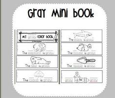 Gray Color Book