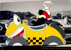 Who Framed Roger Rabbit (1988) - Production Cel
