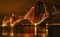 Just 10 miles away from the city, South Queensferry offers great water views, lovely cafes and restaurants and a smattering of quaint gift shops and galleries to while away an afternoon. But the best bit of South Queensferry has to be the journey there. Hire a car from Edinburgh and take the drive across the iconic Forth Bridge for breathtaking views of the Firth of Forth and the famous red diamonds of the neighbouring railway bridge.