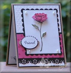 The Paper Landscaper: Sunday's Featured Stamper - kokirose