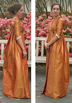 Dress Pattern - Elegant Lady's Wardrobe Jane Austen Online Giftshop