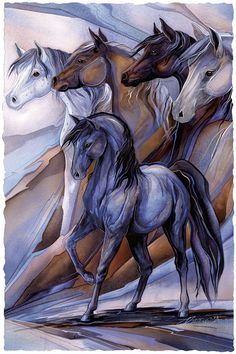"one of Mom's beauties...    artist: Jody Bergsma ""Inspired by the Five Winds"""