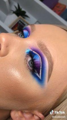 Cute Makeup Looks, Makeup Eye Looks, Eye Makeup Art, Pink Makeup, Eyeshadow Looks, Makeup Geek, Makeup Inspo, Makeup Inspiration, Beauty Makeup