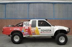 1991 Toyota NORRA 1000 Mexican Ivan Stewart Race Truck For Sale