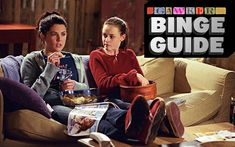 Gilmore Girls, the perfect series that continues to bring together girls who thought they were smart in high school, is coming to Netflix tomorrow. Every episode, every pop culture reference, and every town event will soon be more accessible than coffee at Luke's Diner, when Luke and Lorelai are not in a fight. Here's how to navigate your binge-watching.