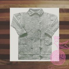 Keep your little cutie warm in this double button up  ONLY 99 CENTS! #TODDLESCROCHETPATTERN0149 #KINDLE #AMAZON #PRINCESSOFPATTERNS #CROCHETPATTERN  #CROCHET #VINTAGE #RETRO #DIY #YARN #WOOL #SWEATER #CROCHET #CHILDREN #BOYS #SWEATERS #GIRLS #BOY #KID #CHILD #GIRL #TOP #CLOTHING #TOPS #CARDIGAN #CARDIGANS