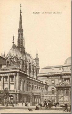 la sainte-chapelle - un vrai bijou