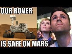 """This is the experience of one of the creators of the Mars Rover named """"Curiousity"""" on the past 7 years that he's worked on the project. It puts the feat into perspective. (Who started chopping onions in here? Why are my eyes all watery? Curiosity Mars, Curiosity Rover, Daring Greatly, Teaching Resources, Teaching Ideas, Brain Breaks, Science Lessons, Science And Technology, Good People"""