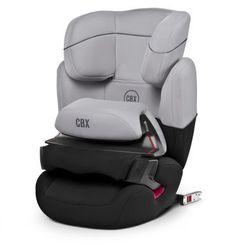 CYBEX AURA-FIX (ISOFIX) La Cybex Aura-fix es una silla de auto para el Grupo 1/2/3 con cojín frontal y conectores Isofix. La Aura 2-fix es una silla que crece en altura con el niño y está homologada para su uso hasta que éste alcance los 36 kg de peso. Esta silla es una opción muy versátil que destaca por su excelente relación calidad/precio.