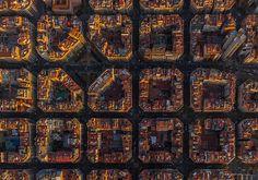 barcelona airpano