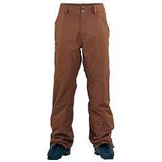 ARMADA   GATEWAY PANTS (TECHNICAL BROWN)