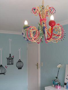 kid's room chandelier