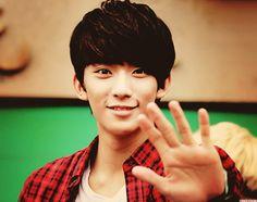 Gongchan (B1A4)