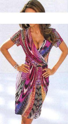 Luxusné letné šaty, 34 - 44
