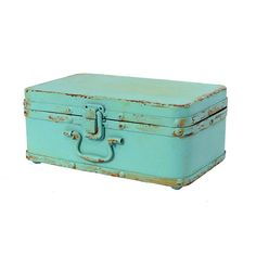 Teal Suitcase - Rodworks