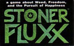 Stoner Fluxx Board Games Brand New