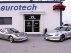 Custom GTR & Acura by eurotech San Carlos CA,