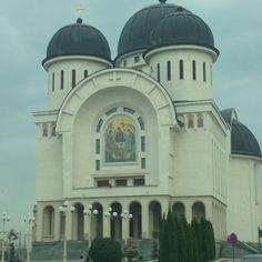 Orthodox Church Arad Romania Pisa, Romania, Taj Mahal, Tower, Architecture, Building, Travel, Style, Arquitetura