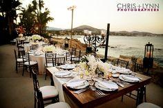 Gorgeous Los Cabos destination wedding