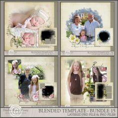 Blended Templates Bundle 15