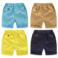 Cheap shorts baby, Buy Quality shorts children directly from China children shorts Suppliers: Baby Time Shorts 2017 Summer Wear Korean New Pattern Catamite Children's Garment Children Of Tightness Waist Pants Outfits Niños, Retro Outfits, Baby Boy Outfits, Kids Outfits, Stylish Boy Clothes, Stylish Boys, Baby Boy Romper, Baby Dress, Summer Wear