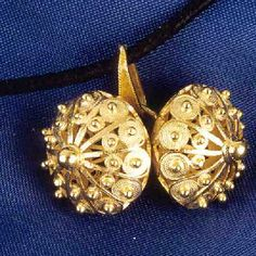 Bottoni - Hand-made Sardinian jewelry