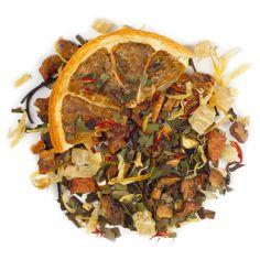 Mango Madness is a super-fruity blend of white tea, mango, orange and pineapple. It's fruity, refreshing and tastes just like a ripe piece of mango. Davids Tea, Buy Tea, Tea Strainer, My Cup Of Tea, Tea Blends, Loose Leaf Tea, Tea Recipes, Tea Time, Herbalism