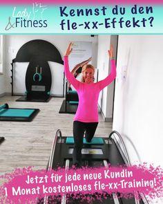 Kennst du schon den fle-xx-Effekt? 😊 Egal, für welche Mitgliedschaft du dich bei uns entscheidest, wir schenken dir zum Start 1 Monat Training in unserem fle-xx-Zirkel, damit du spürst wie gut dir dieses Training tut! 😃 Ruf uns an oder komm einfach mal vorbei! Wir freuen uns auf dich! 💙 #LadyFitnessWerne #Werne #Training #flexx #eGym Flexx, Lady Fitness, 1 Monat, Fit Women, Gym Equipment, Sports, Simple, Hs Sports, Fit Females