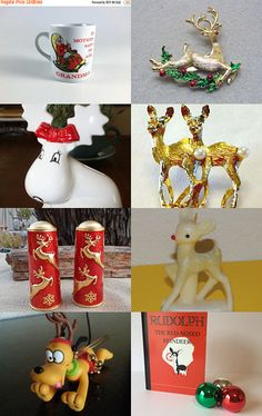 Grandma Got Run Over By A Reindeer... by Denise on Etsy--Pinned with TreasuryPin.com