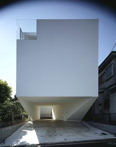 A.L.X. (Junichi Sampei)   Dancing Living House   Yokohama, Japan   2008   http://www.xain.jp