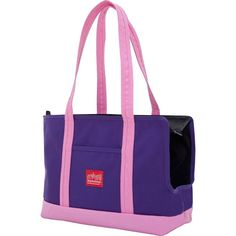 Manhattan Portage Pet Carrier Tote Bag (One Size, Purple) -- Learn more by visiting the image link. (This is an affiliate link and I receive a commission for the sales)