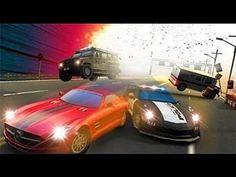 juego de carro policia para niños, videos y juegos | Gameplay for kids
